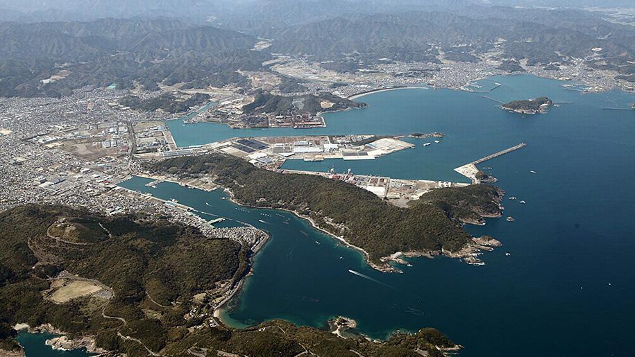 細島港を核とし、地域の特長を生かした産業づくり